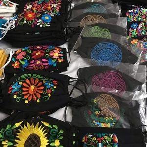 Mexican mask handmade